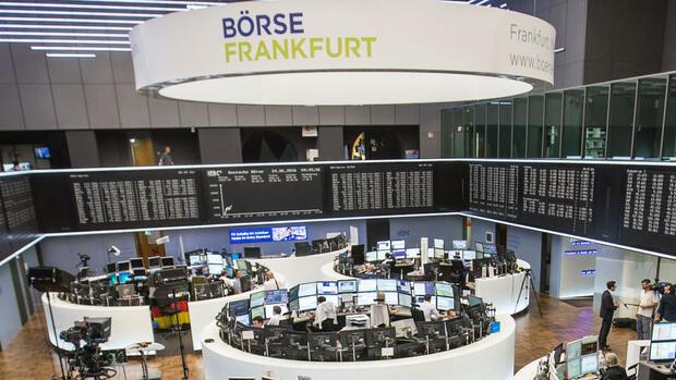Börsenkurse Frankfurt