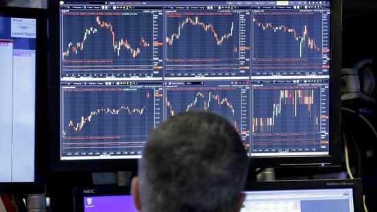 DAX lässt nach - Dow erstmals über 22.000 Punkten