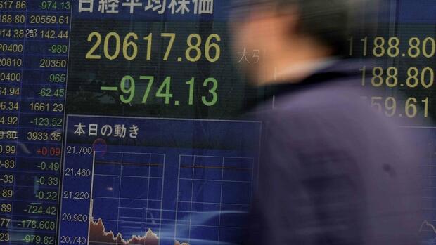 Topix, Nikkei und Co. : Japans Börse folgt Wall...