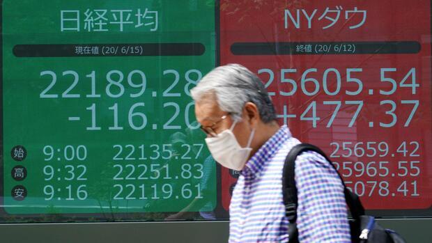 Nikkei, Topix und Co.: Chinas Börse auf Erholungskurs – Tokio stagniert