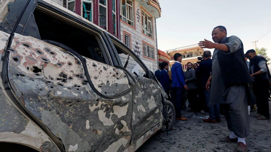 Über 30 Tote bei IS-Anschlag in Kabul