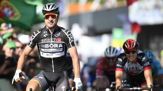 Weltmeister Sagan von Tour de France ausgeschlossen