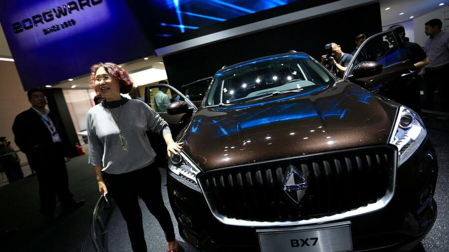 Wirtschaft: Digital mit Tradition - Borgward wagt sich zurück auf deutschen Markt