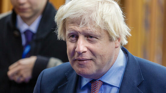 Johnson für harten Brexit