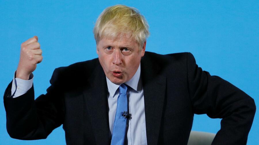 Boris Johnson treibt britisches Pfund in den Keller