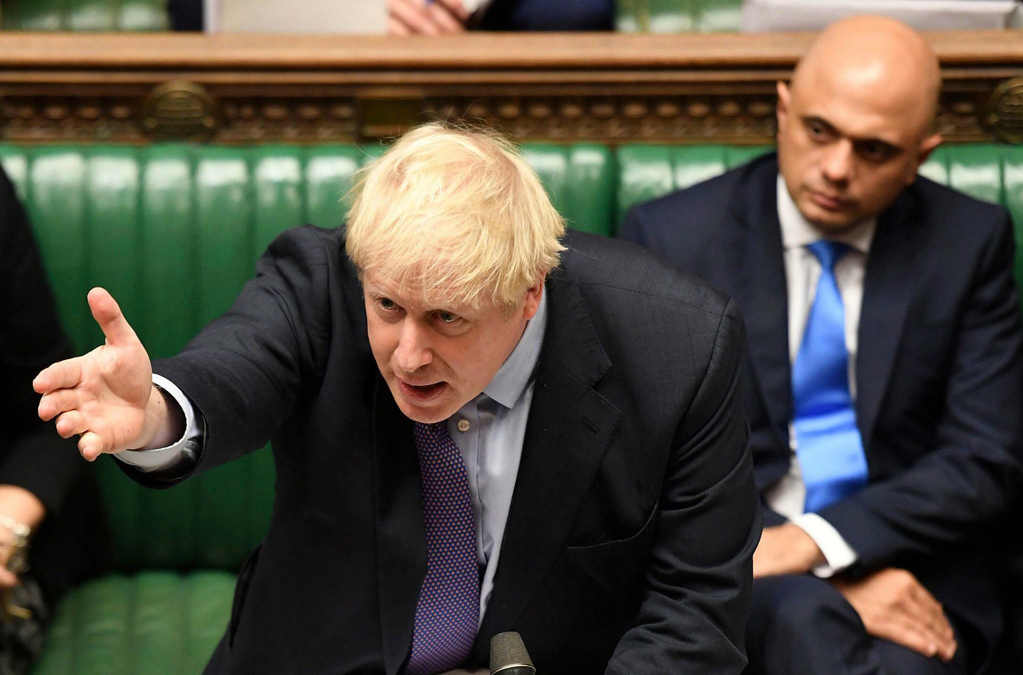 Brexit: Nach Pleite im Parlament ist Johnsons Brexit-Strategie hinfällig
