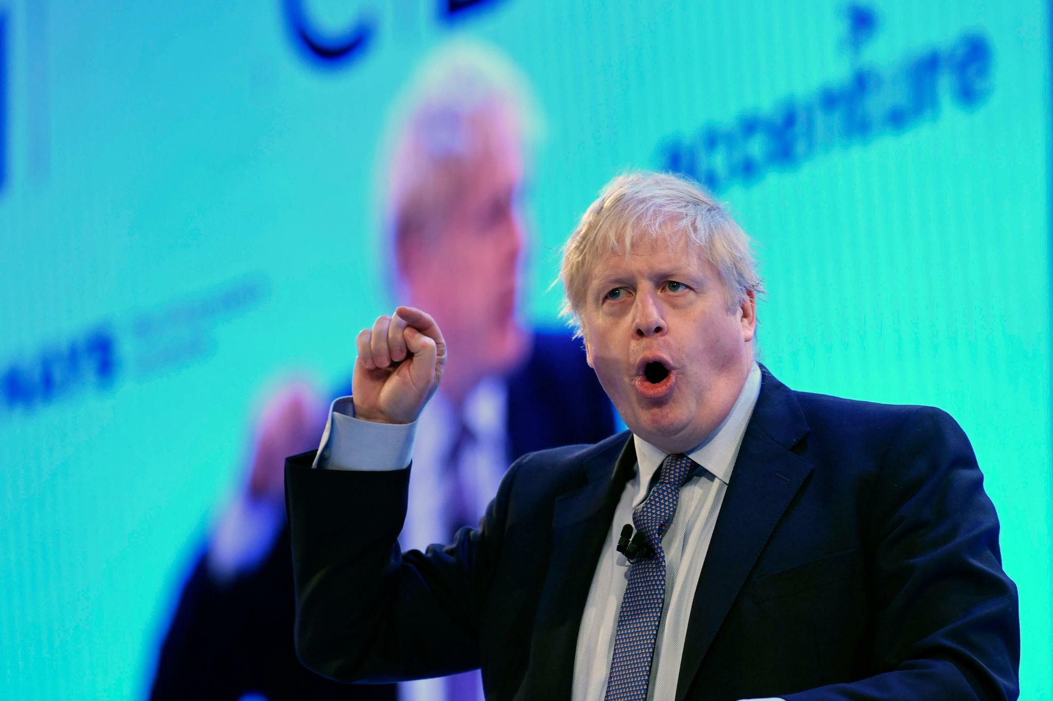 Borris Johnson will Unternehmenssteuern doch nicht senken