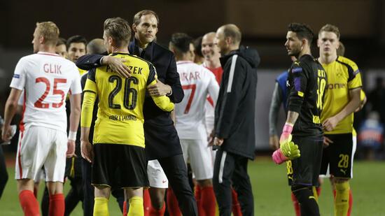 Europa: Real im CL-Halbfinale gegen Atlético - Juve gegen Monaco
