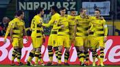 Fußball: Stöger mitStartrekord - Reus trifft erstmals seit Mai