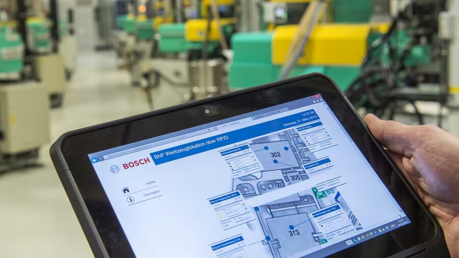 """""""Industrie 4.0 braucht internationale Standards"""""""