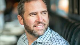 Garlinghouse ist CEO des Start-ups Ripple. Quelle: Creative Commons
