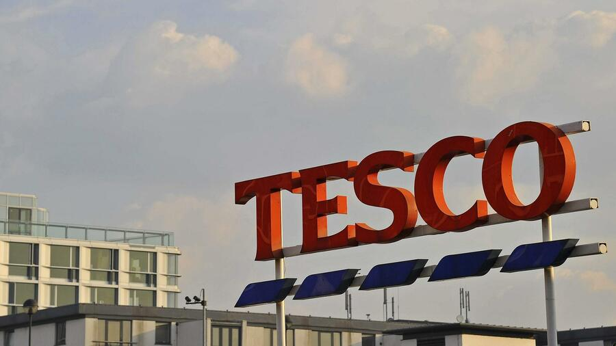 Eine Tesco-Filiale in London. Quelle: Reuters