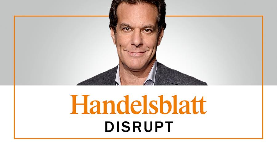 Lastminute.com-Gründer Hobermann im Podcast Handelsblatt Disrupt