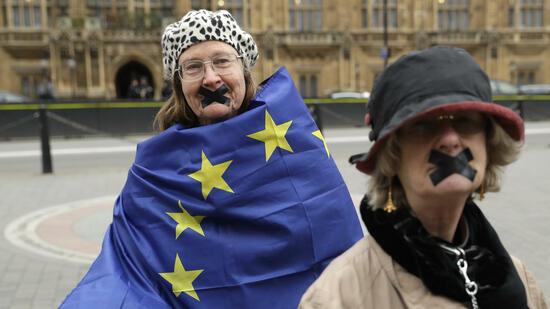 London legt Brexit-Gesetze vor