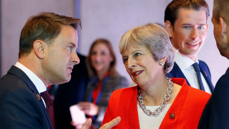 May wirft EU mangelnden Respekt gegenüber Großbritannien vor