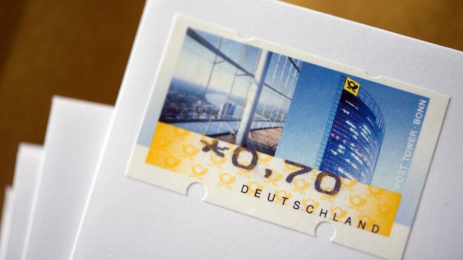 Deutsche Post Briefporto Soll Später Und Stärker Steigen
