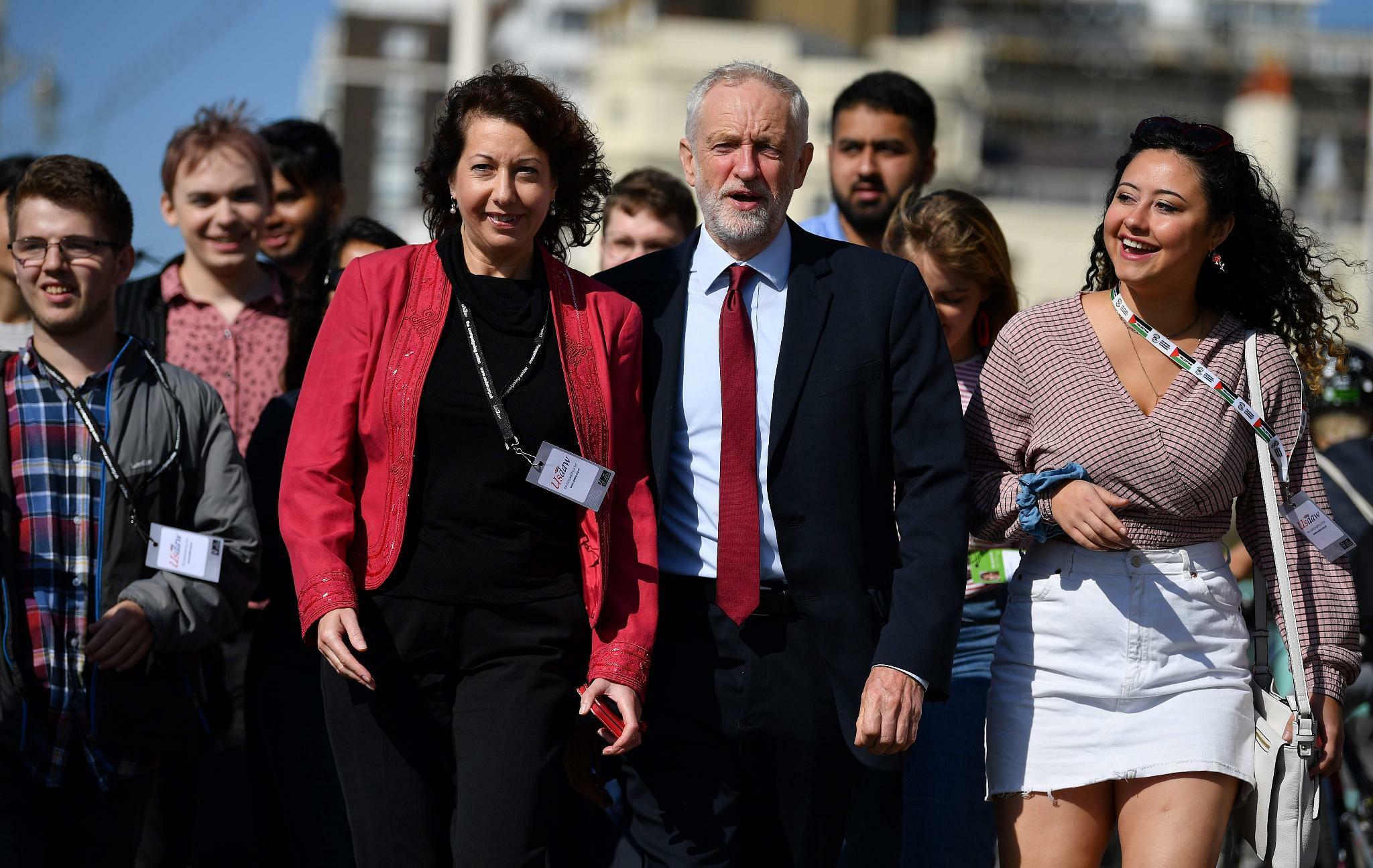 Labour-Parteitag: Brexit-Revolte gegen Corbyn