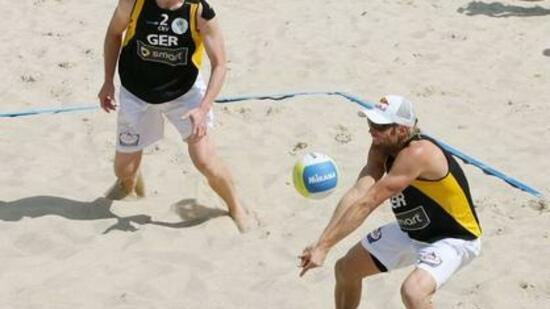 Beachvolleyball International: