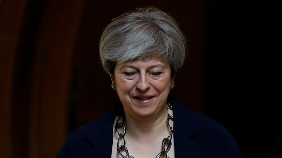 Theresa May will Regierung bilden