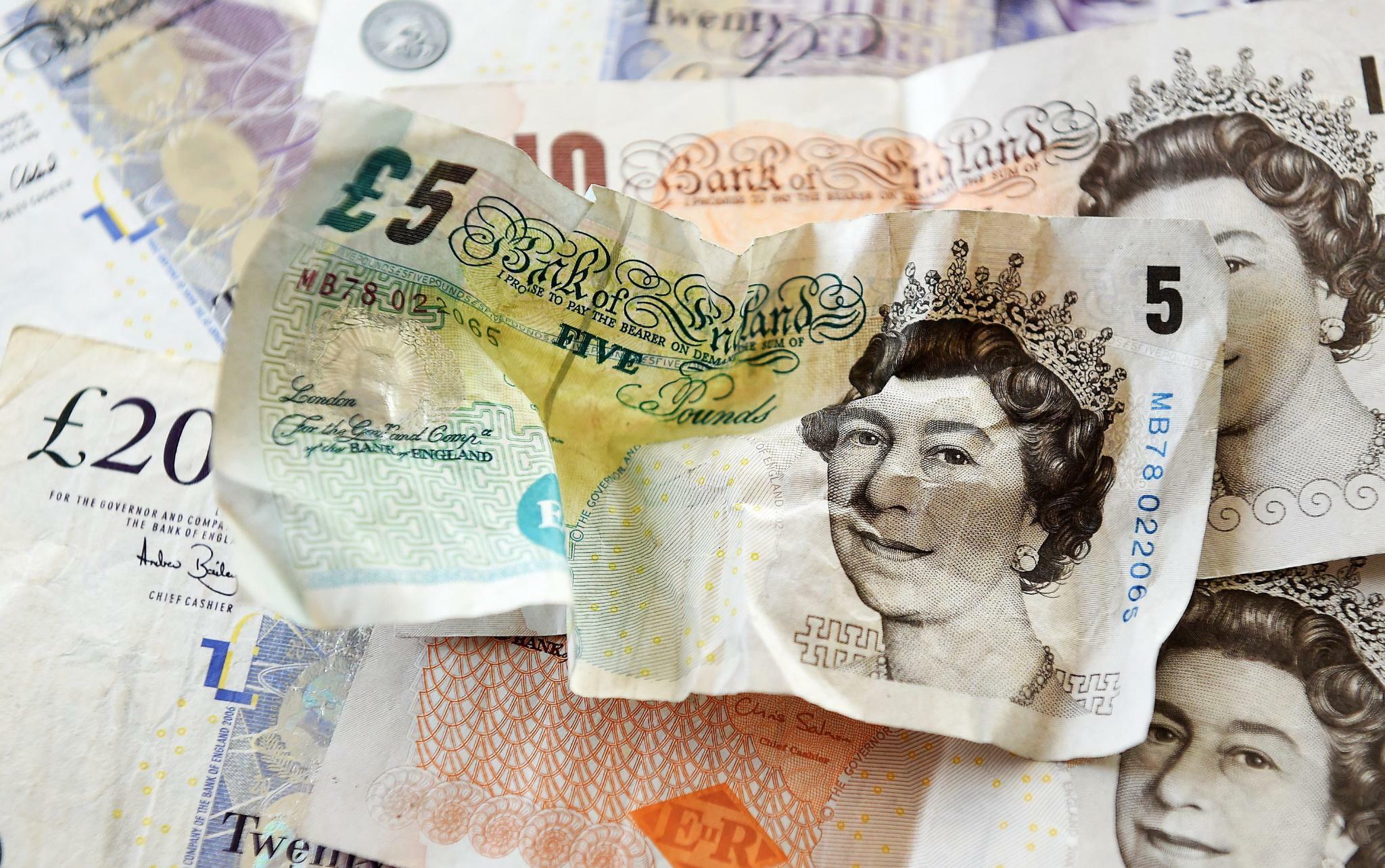 Wie viel cent sind ein pfund