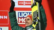 Skispringen: Nach Abbruch: Freitag mit Bronze bei Skiflug-WM