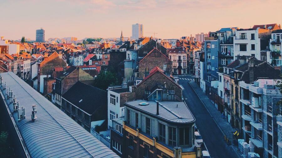 Der Wohnungsmarkt in Brüssel ist kompliziert