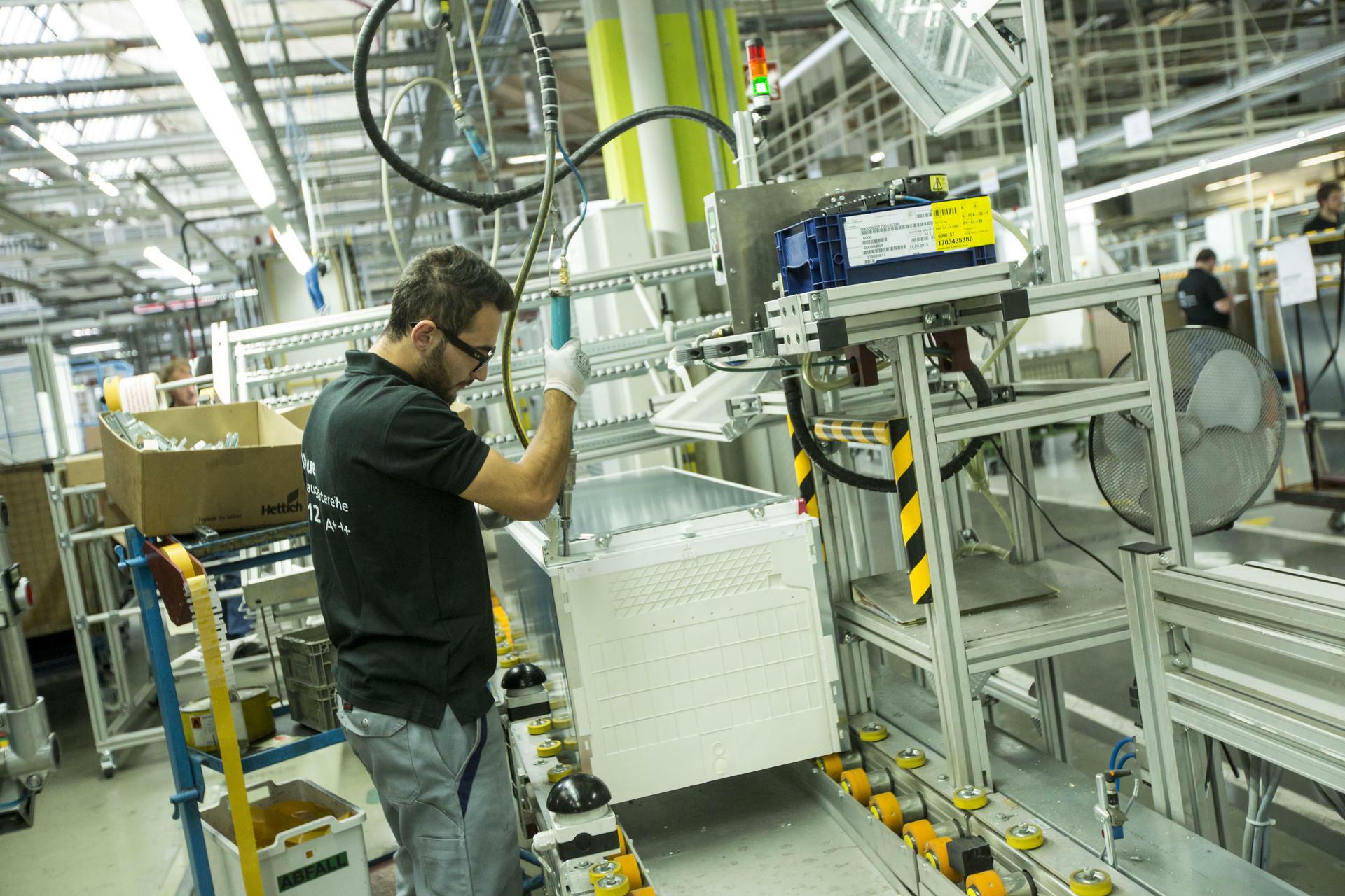 Bosch Kühlschrank Produktion : Bosch siemens hausgeräte comeback des made in germany