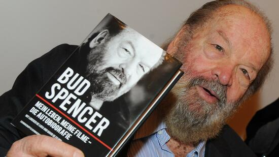 kultur kunstmarkt carlo pedersoli alias bud spencer - Bud Spencer Lebenslauf