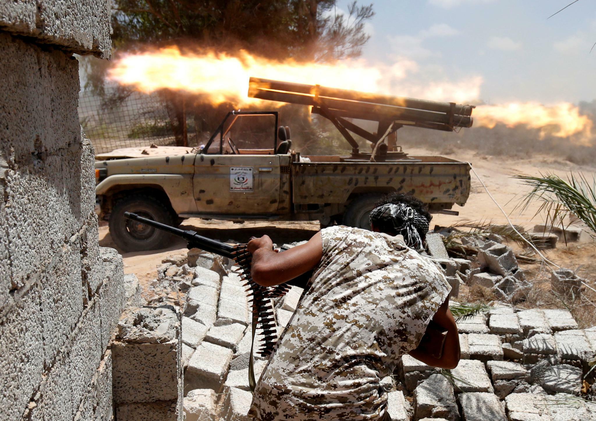 UN-Mission: Libyen-Waffenembargo von Gipfelteilnehmern gebrochen