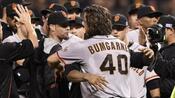 Baseball MLB: MLB: San Francisco Giants im Viertelfinale