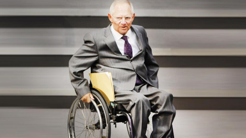 biografie was sie ber schuble noch nicht wussten - Wolfgang Schauble Lebenslauf