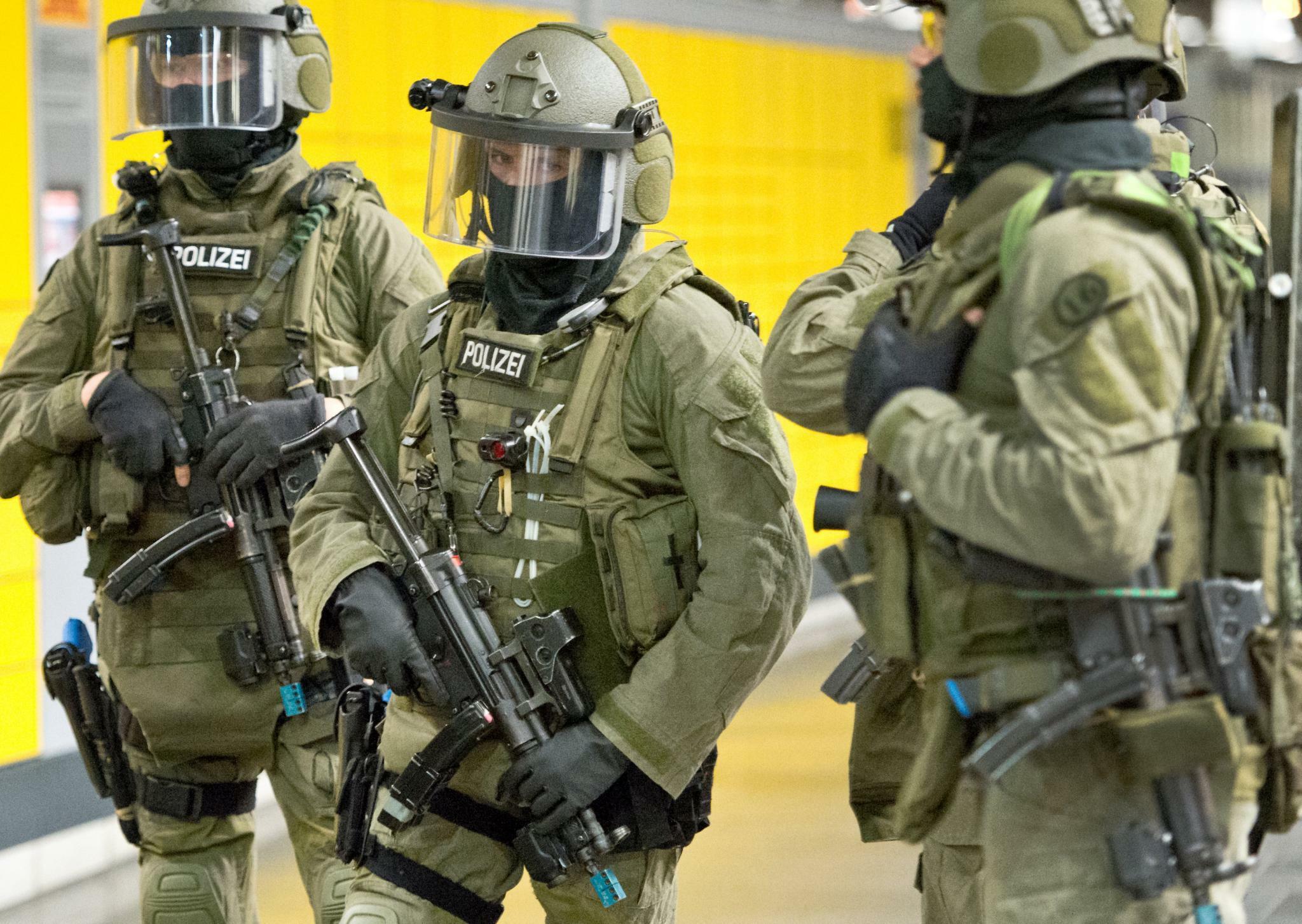 30 rechtsextreme Vorfälle bei Bundespolizei seit 2007