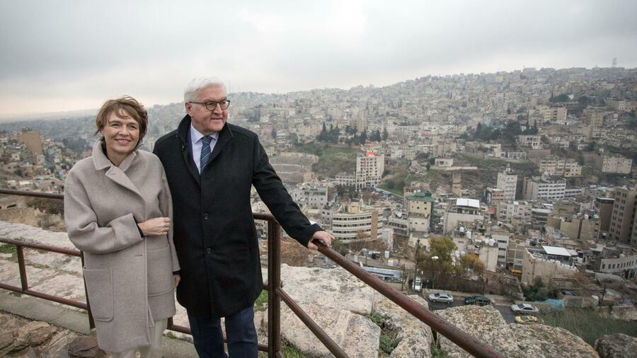 Steinmeier mahnt zur Unterscheidung zwischen Flüchtlingen und Wirtschaftsmirgranten
