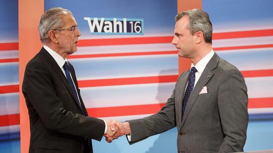 wahlergebnis österreich präsident