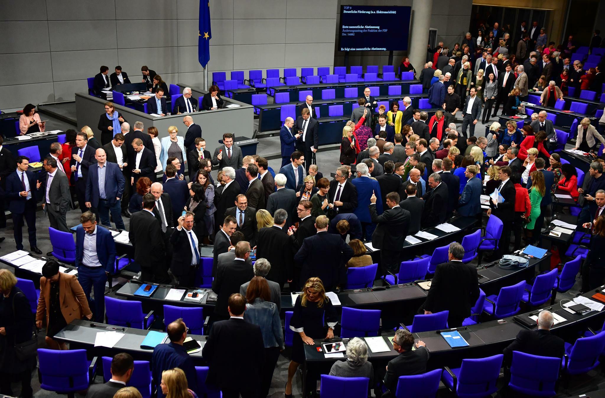 FDP-Fraktionsvize: Geheime Abstimmungen zu Sachfragen ermöglichen
