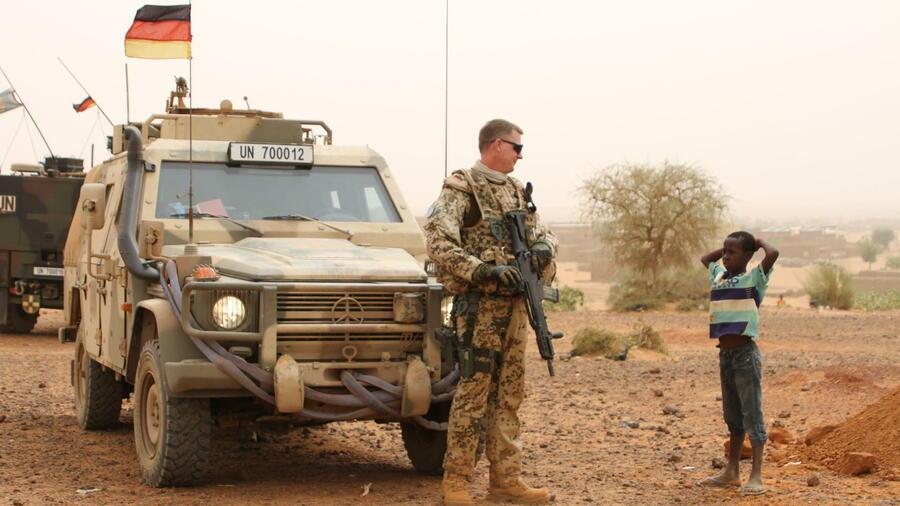Soldatinnen nackt bundeswehr Offener Brief
