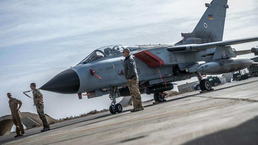 Nicht mehr Nato-tauglich: Tornados der deutschen Bundeswehr sind veraltet