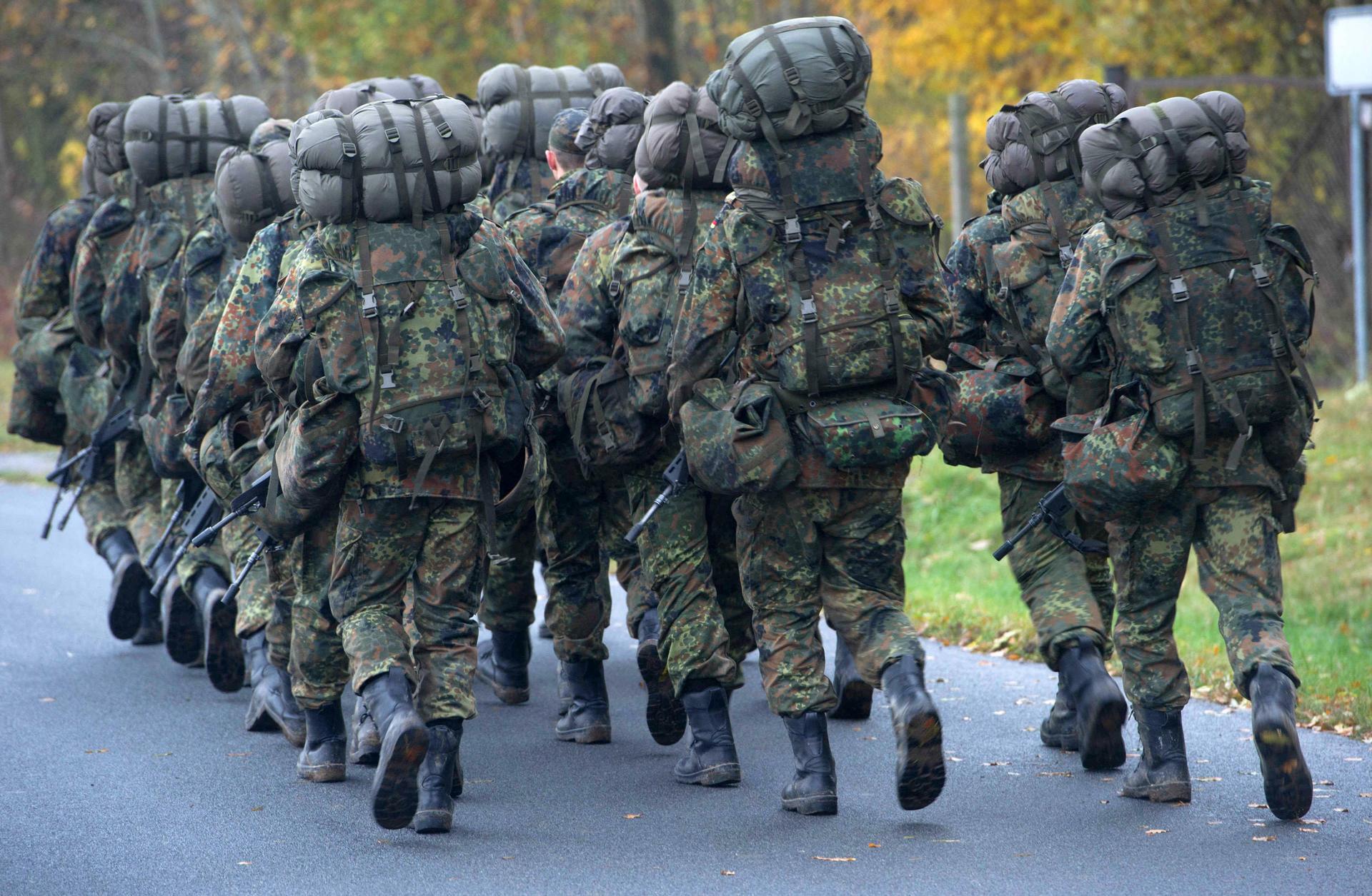 bundeswehr nachfrage fr freiwilligen wehrdienst bricht ein - Bundeswehr Freiwilliger Wehrdienst Bewerbung