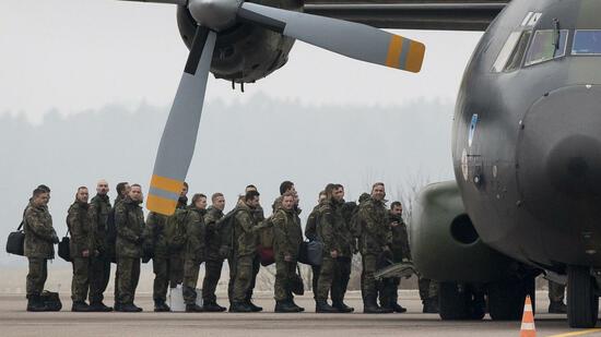 Generalinspekteur ordnet Überprüfung aller Kasernen an