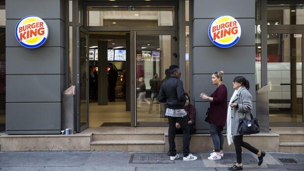 burger king frankreich fastfood kette will konkurrenten schlucken. Black Bedroom Furniture Sets. Home Design Ideas