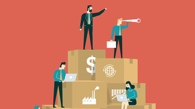 Private Equity: Finanzinvestoren halten viele Firmen für überbewertet
