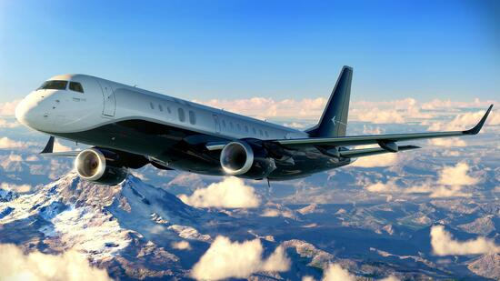 Businessjet von Embraer