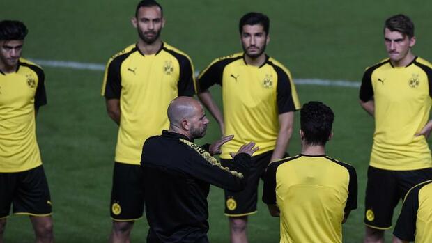 Fußball: Zum Siegen verdammt: BVB in Nikosia in der Bringschuld