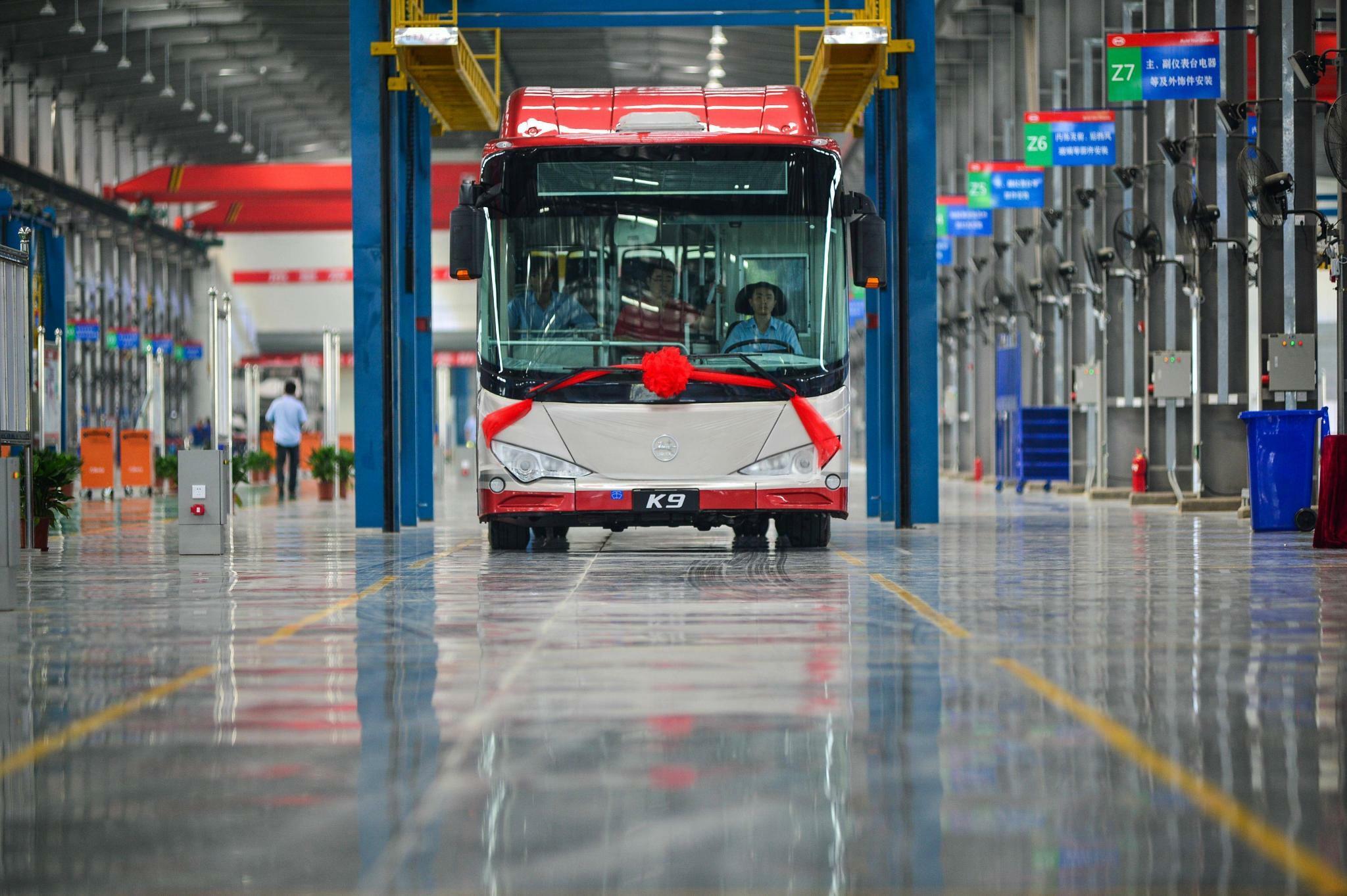 Daimler und MAN – vom Elektro-Boom in der Busindustrie überrollt