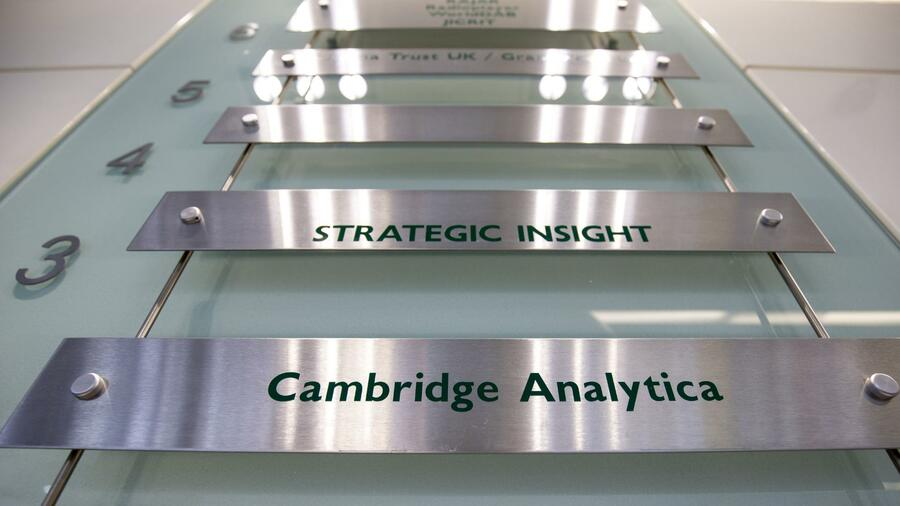 Cambridge Analytica speicherte