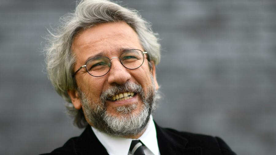 Türkei will Journalist Can Dündar auf Interpol-Liste setzen
