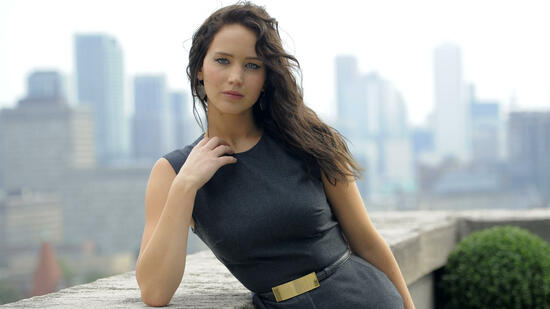 Jennifer Lawrence Quelle: dapd
