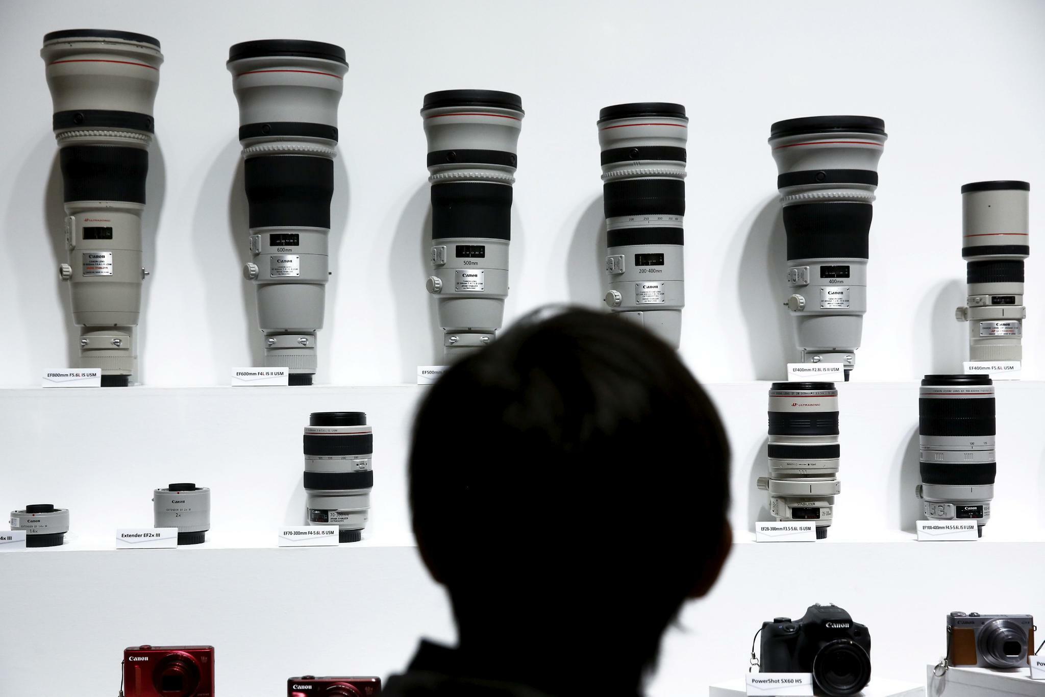 Smartphones bedrohen die letzte Bastion der Kamerahersteller