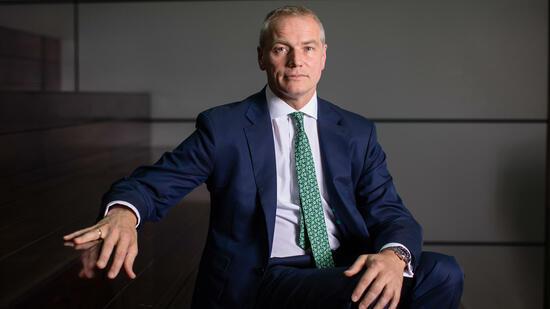 Chef der Deutschen Börse will trotz gescheiterter Fusion an der Spitze bleiben