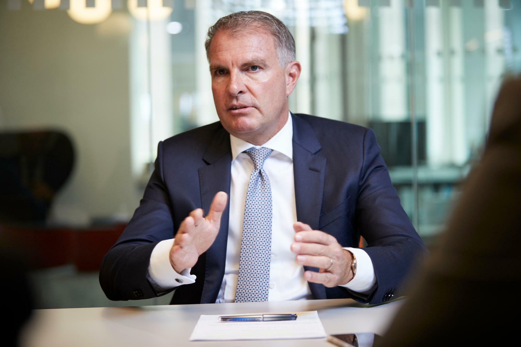 Lufthansa-Chef Spohr attackiert Klimapolitik der Bundesregierung